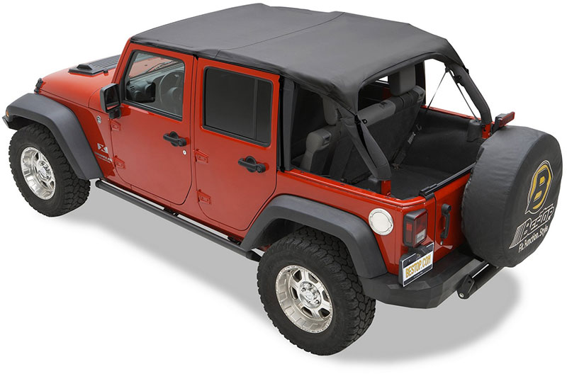 bestop bikini top 2007 2013 wrangler jk unlimited. Cars Review. Best American Auto & Cars Review
